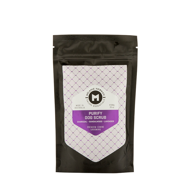 Purify SCRUB - 200gram - Melanie Newman Salon Essential Photo