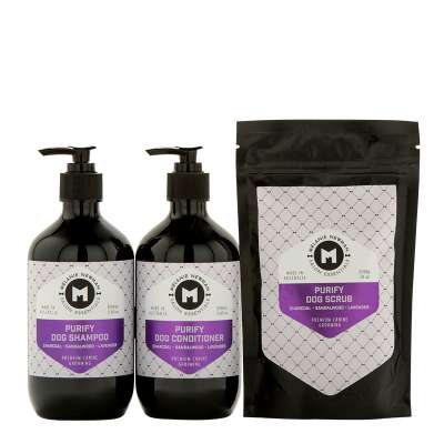 PURIFY COMPLETE PACK - MELANIE NEWMAN SALON ESSENTIAL Photo