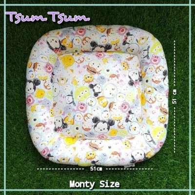 Pet Bed - Tsum Tsum Monty Photo