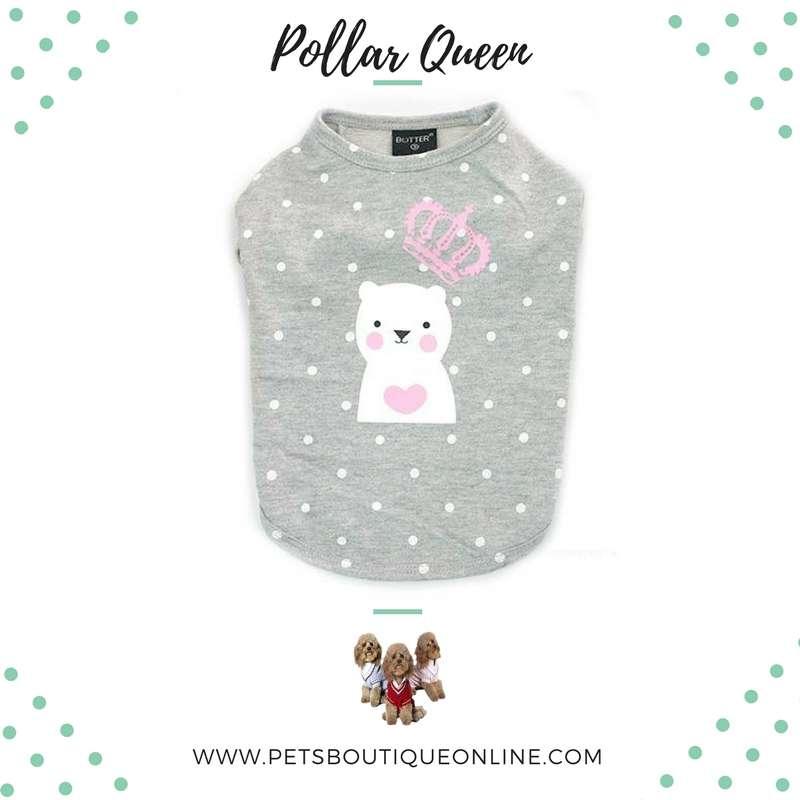 Pet T-shirt - Polar Queen Photo