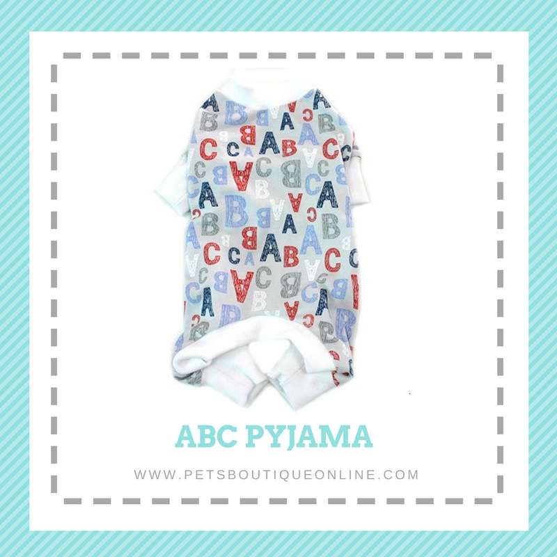 Pet Pyjama All in One Jumper - ABC Photo