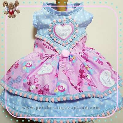 Pet Dress - BonBonRibbon - It's Super Cute Photo