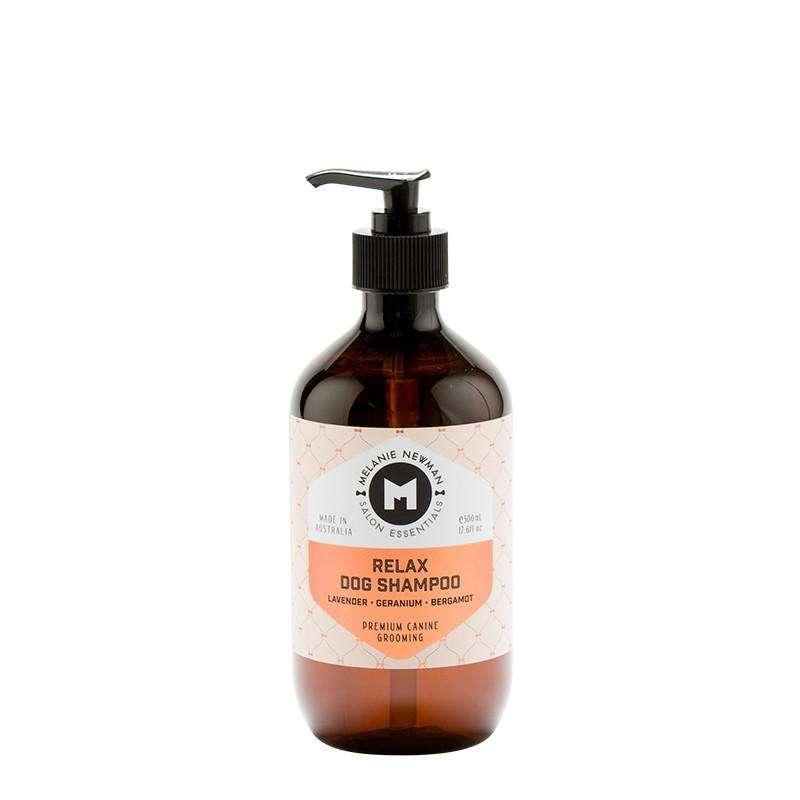 Relax Dog Shampoo - 500ML - Melanie Newman Salon Essential Photo