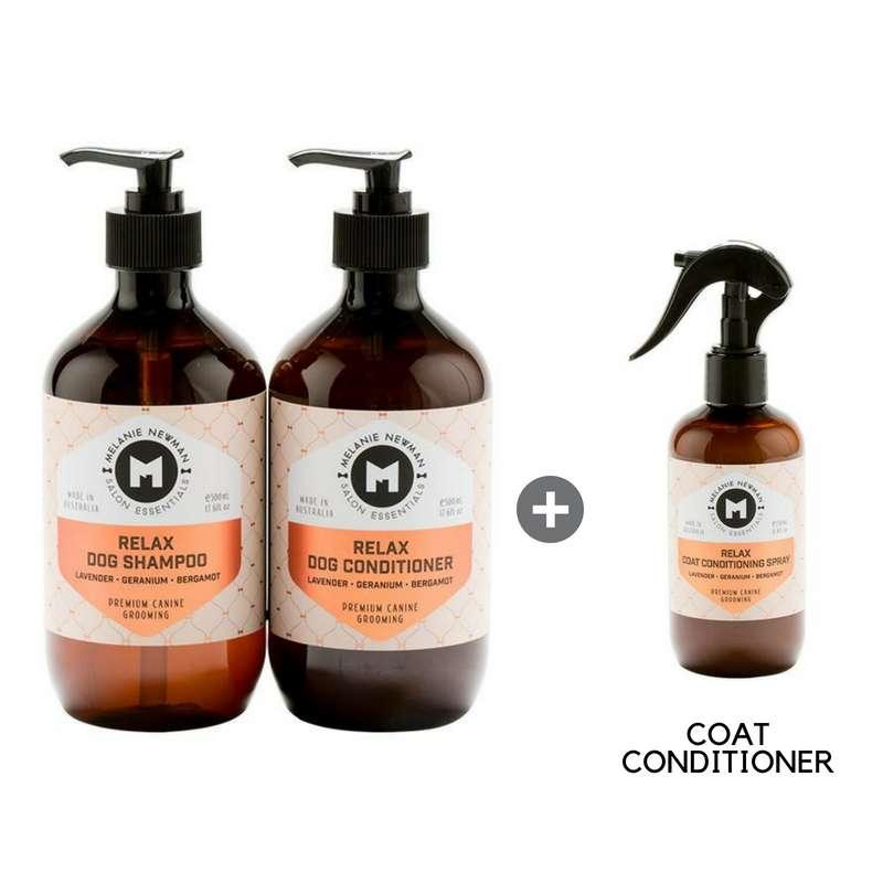 Relax Duo + Coat Spray Set - Melanie Newman Photo