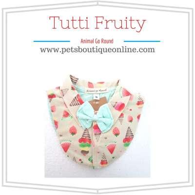 Pet Bibs - Tutti Fruity Photo