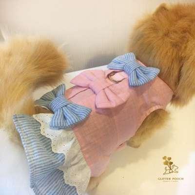Glitter Pooch - Happy Bow Photo