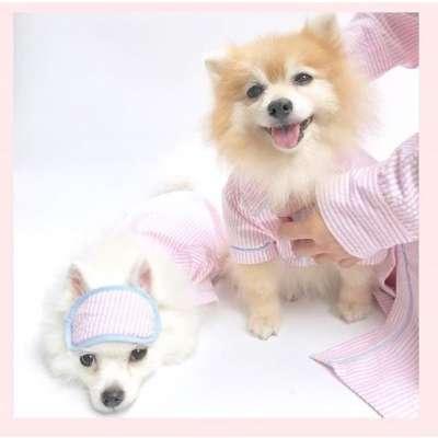 Animal Go Round - PINK PJ Pyjama Set Photo