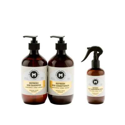 Refresh Duo + Coat Conditioning Spray Set by Melanie Newman Photo