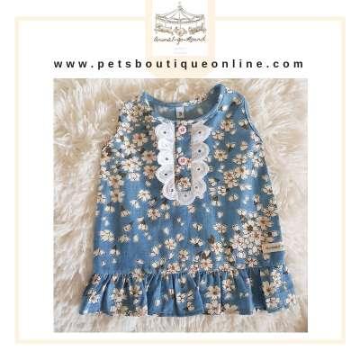 Animal Go Round - Rara Sakura Cotton dress Photo