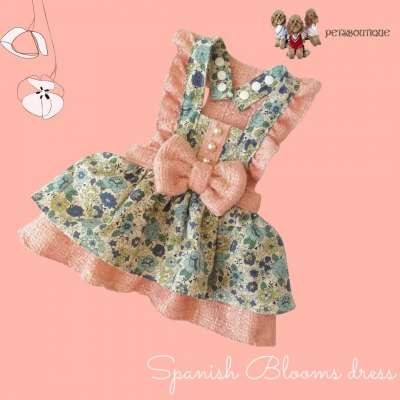 Petza - Spanish Blooms dress Photo