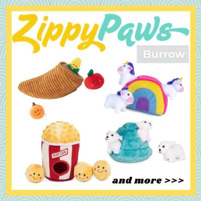 ZippyPaws Burrow Collections Photo