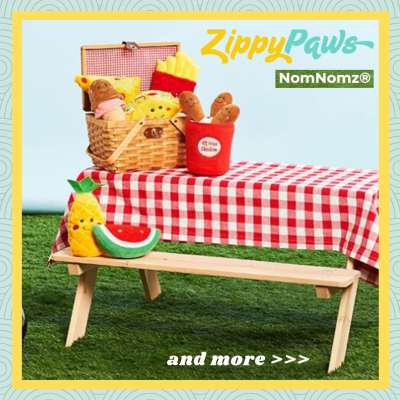 ZippyPaws NomNomz Collections Photo