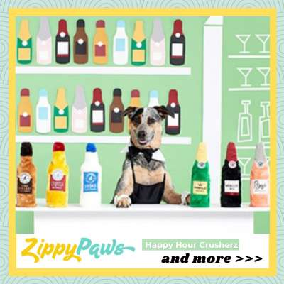 ZippyPaws Happy Hour Crusherz Photo