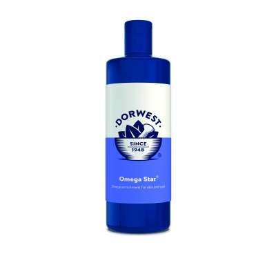 DORWEST - Omega Star For Dogs - 500ml Photo