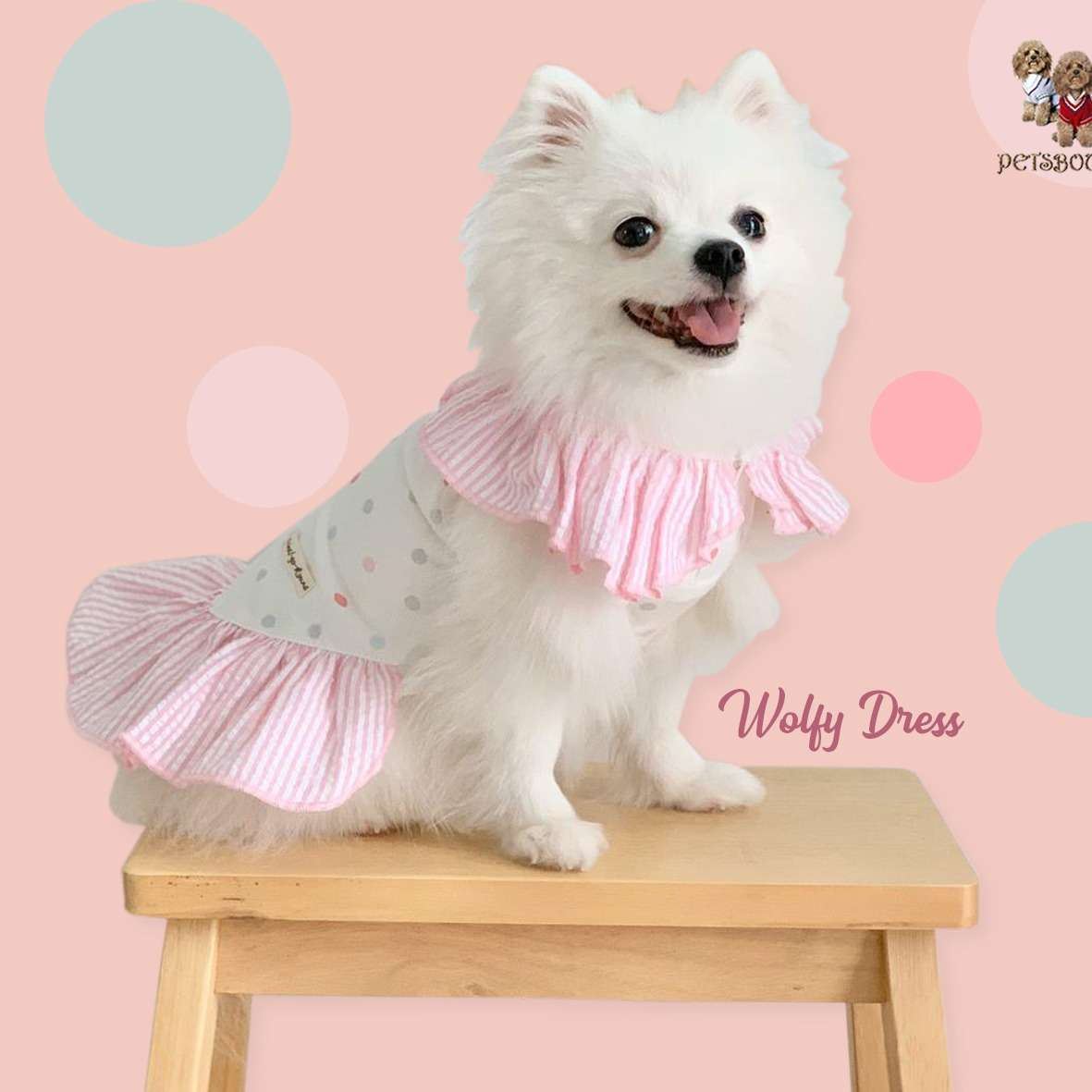 Animal Go Round - Wolfy Dress Photo