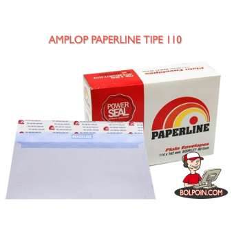 AMPLOP PAPERLINE 110 (PERSEGI) Photo