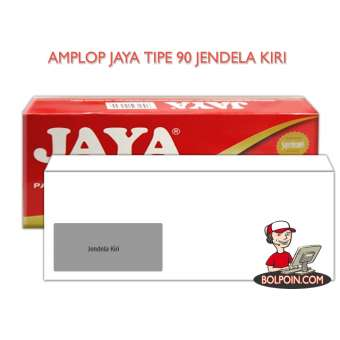AMPLOP JAYA 90 (JENDELA KIRI) Photo