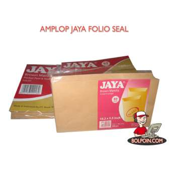 AMPLOP SAMSON JAYA SEAL D (FOLIO) Photo