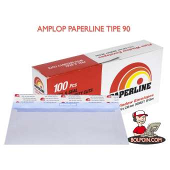 AMPLOP PAPERLINE 90 (KABINET) Photo