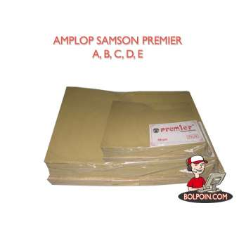 AMPLOP COKLAT SAMSON PREMIER E (EXTRA FOLIO) Photo