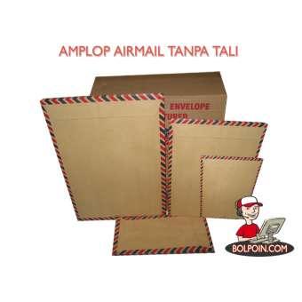 AMPLOP AIRMAIL TANPA TALI (307) 17,5 X 27,5 Photo