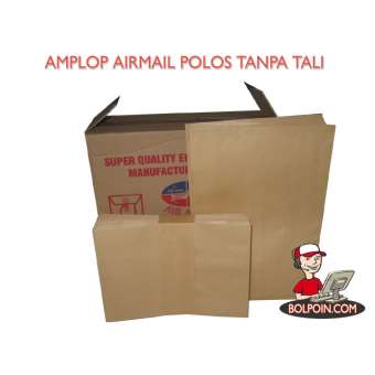 AMPLOP POLOS TANPA TALI (303) 12 X 24 Photo