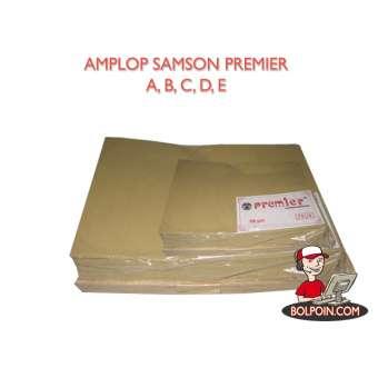 AMPLOP COKLAT SAMSON PREMIER D (FOLIO) Photo