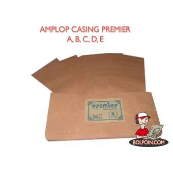 AMPLOP CASING PREMIER B (12 X 24) Photo