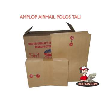 AMPLOP POLOS TALI (310) 25 X 35 Photo