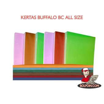 KERTAS BUFFALO BC F4 Photo