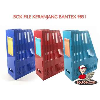 BOX FILE KERANJANG BANTEX 9851 Photo