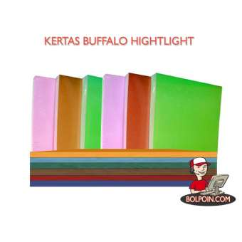 KERTAS BUFFALO HIGHLIGHT Photo