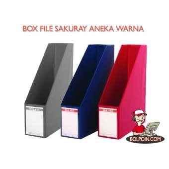 BOX FILE SAKURAI BIRU Photo