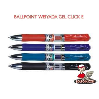 BALLPOINT GEL CLIK E 681 Photo