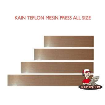 KAIN TEFLON MESIN PRESS 20 CM Photo