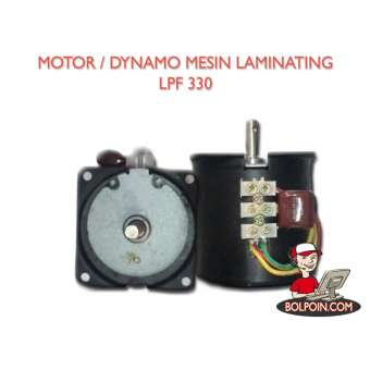 MOTOR/DINAMO MESIN LAMINANTING LPF 330 Photo