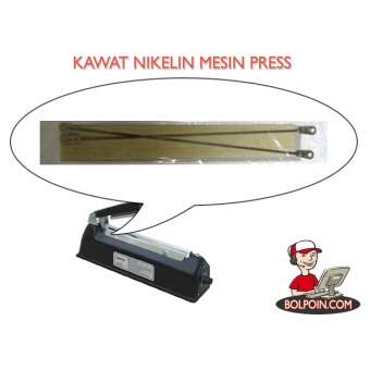 NIKLIN MESIN PRESS 20cm Photo