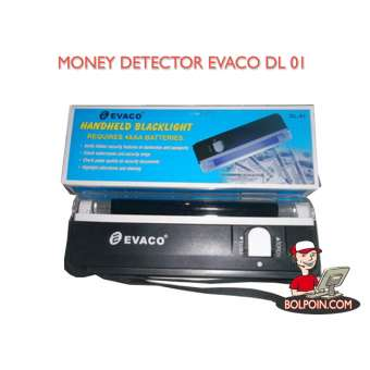 MONEY DETECTOR EVACO DL 01 Photo