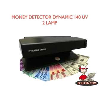 MONEY DETECTOR DYNAMIC 140 UV 2 LAMP Photo