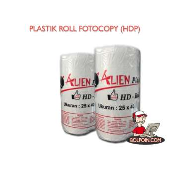 PLASTIK ROLL FOTOKOPI (HDP) Photo
