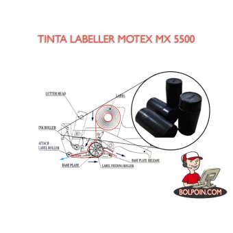 TINTA LABELLER MOTEX MX 5500 Photo
