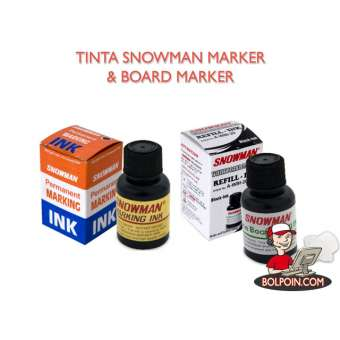 TINTA SNOWMAN MARKING Photo