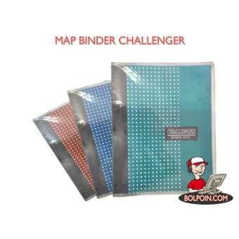 MAP BINDER CHALLENGER B5 Photo
