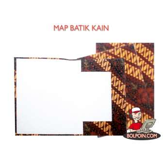 MAP BATIK KAIN TIPIS Photo
