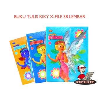 BUKU TULIS KIKY X-FILE 38 LEMBAR Photo