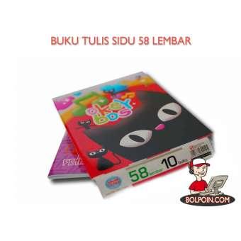 BUKU TULIS SIDU 58 LEMBAR Photo