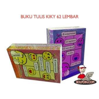 BUKU TULIS KIKY 62 LEMBAR Photo