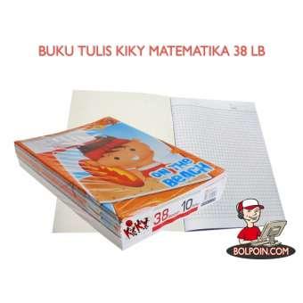 BUKU TULIS KIKY MATEMATIKA 38 LEMBAR Photo