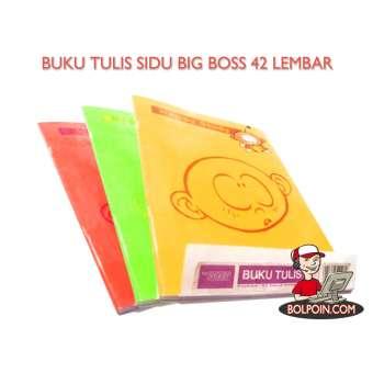 BUKU TULIS BOXY BIG BOSS 42 LEMBAR Photo