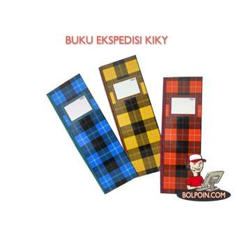 BUKU EKSPEDISI KIKY 200 HC Photo